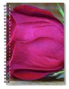 Love By Rose  Spiral Notebook