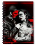 Love Couple 3 Spiral Notebook
