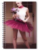 Love Dance Spiral Notebook