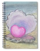 Love Endures All Things Spiral Notebook