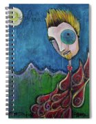 Love For Birdman Spiral Notebook