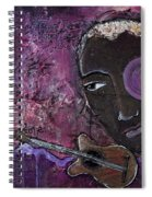 Love For Jonathan Butler Spiral Notebook