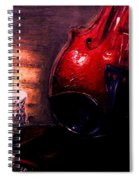 Love For Music Spiral Notebook