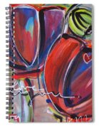 Love For You No.3 Spiral Notebook