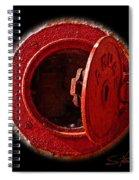 Love Hurts Spiral Notebook