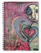 Love In All Things Spiral Notebook