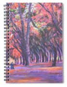 Love In Lal Bagh 1 Spiral Notebook