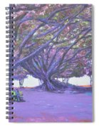 Love In Lal Bagh 4 Spiral Notebook