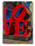 Love In Nyc Spiral Notebook