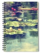 Love Is A Place Spiral Notebook