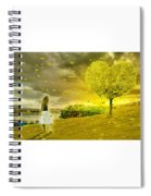 Love Is All Around Us And So The Feeling Grows Spiral Notebook