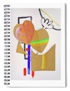 Love Is Blind Spiral Notebook