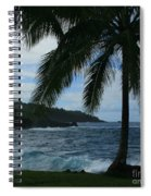 Love Is Eternal - Poponi Maui Hawaii Spiral Notebook