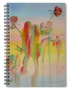 Love Is Eternal Spiral Notebook