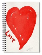 Love Is.... Spiral Notebook