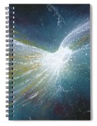 Love Is The Message Spiral Notebook