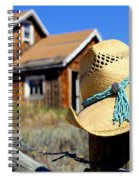 Love Like  A Cowgirl Spiral Notebook