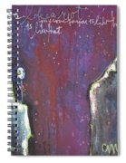 Love Like A Riot Spiral Notebook