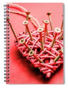 Love Loss And Letdown Spiral Notebook