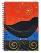 Love Of Birds Spiral Notebook