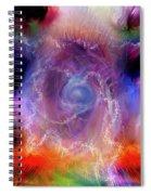 Love Of Creation Spiral Notebook