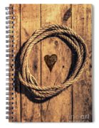 Love Of The Sea  Spiral Notebook