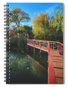Love Set Me Free Spiral Notebook