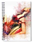 Love Sex Romance Spiral Notebook