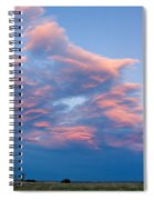 Love Shack Sunset Spiral Notebook