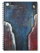 Love Song Spiral Notebook