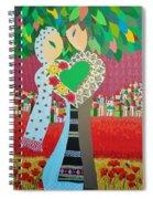 Love Statement Spiral Notebook