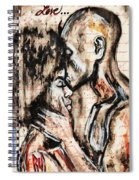 Love Story Spiral Notebook