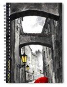 Love Story Spiral Notebook