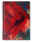 Love That Red Spiral Notebook