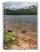 Love The Colorado Rocky Mountains Spiral Notebook