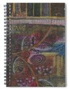 Love To Dream Spiral Notebook