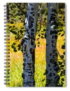 Love Trees Spiral Notebook