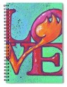 Love Tulips Spiral Notebook