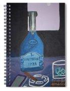 Tamed Love Spiral Notebook