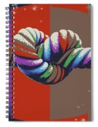 Love Wins/duke      Spiral Notebook