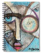 Love You Are Right By My Side Spiral Notebook