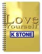 Love Yourself Spiral Notebook