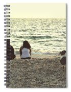 Lovebirds Spiral Notebook