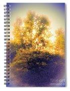 Lovely As A Summer Day Spiral Notebook