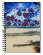 Lovely Beach Spiral Notebook