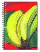 Lovely Bunch Of Bananas Spiral Notebook