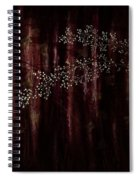Lovely Dwelling Places Spiral Notebook