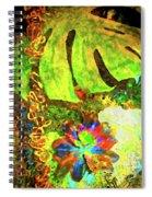 Lovely Leaves Spiral Notebook