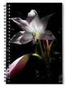 Lovely Lilies Partners Spiral Notebook