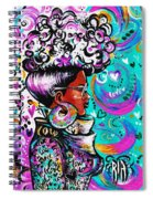 Lovely Spiral Notebook